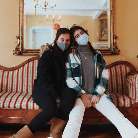 Natalia & María | Friendship Photoshoot