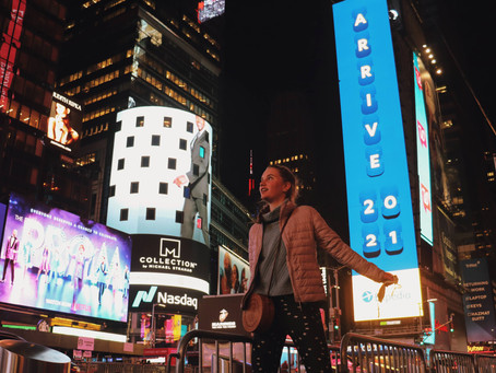 A Winter Week in NEW YORK CITY!! (a vlog in the big apple & NYE) // Episode 127