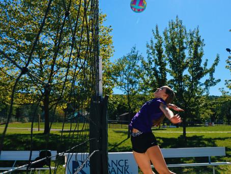 Lia's Volleyball Photoshoot