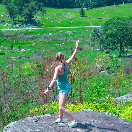 We went to Gettysburg... but it was fun... (Gettysburg Vlog) // Episode 150