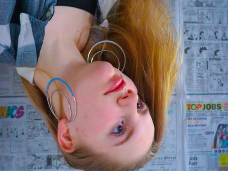 Newspaper Self Portraits