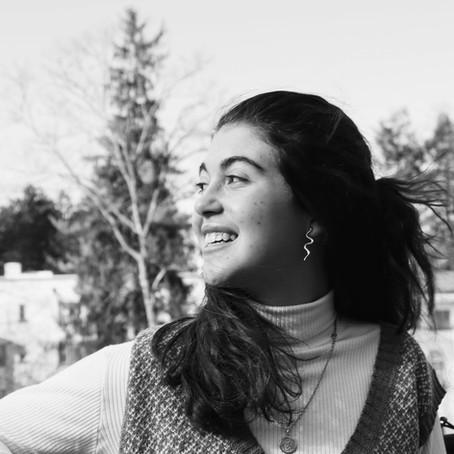 María | Grier Winter Portraits