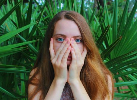 Anna's Palm Photoshoot