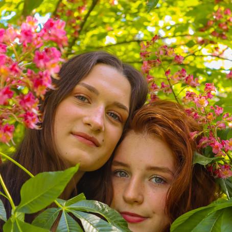 Lou & Grace | Summer Friendship Photoshoot
