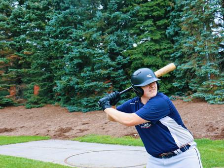 Daniel's Baseball Photoshoot