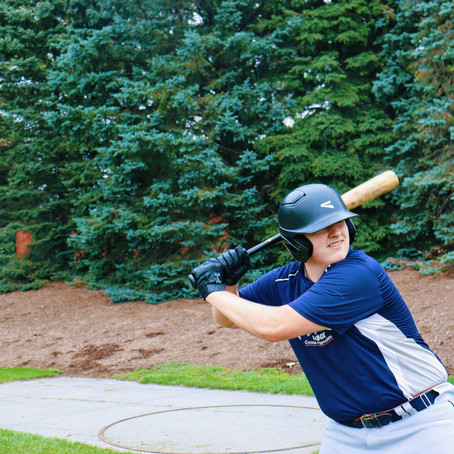 Daniel's Baseball Photoshoot