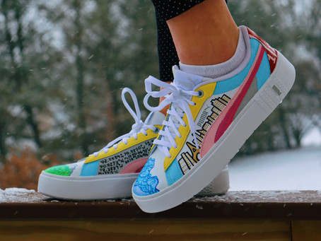 DIY Custom Sneakers Tutorial // Episode 130