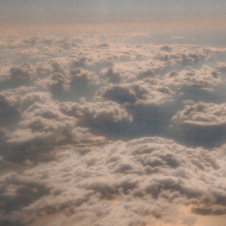 Thoughts from Above the Clouds - a faith talk // Episode 154