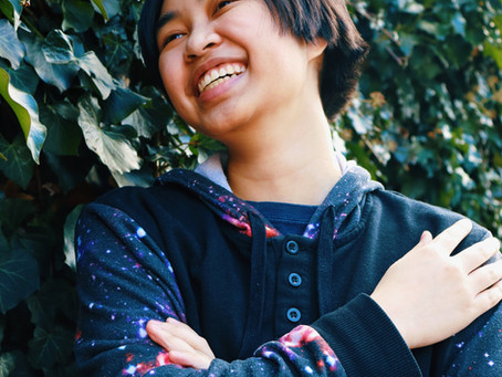 Liza | Grier Senior Portraits