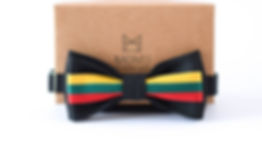 Lithuanian Flag Bow Tie