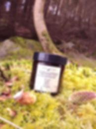Herbs Infused Cream