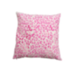 Pillow Cover - Pink Leopard