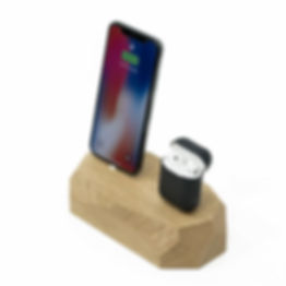 Dual iPhone dock