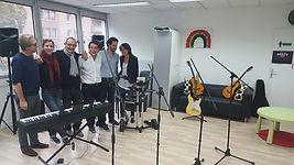ecole musicale et artistique paris 19