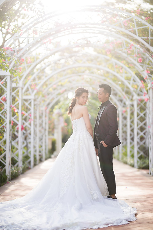 Wedding Day Full Day Package