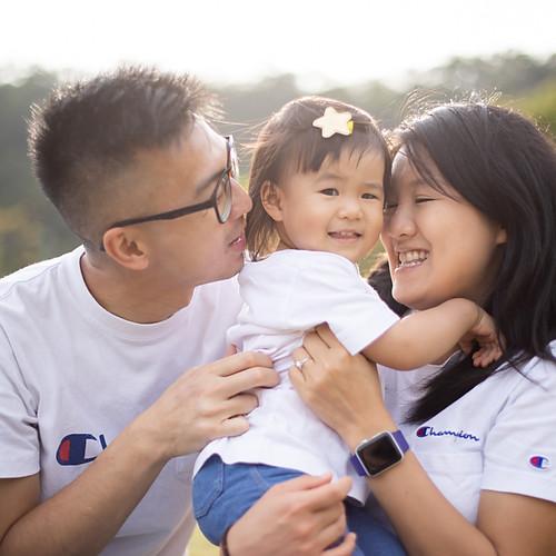 Family Photo - Bun's Family