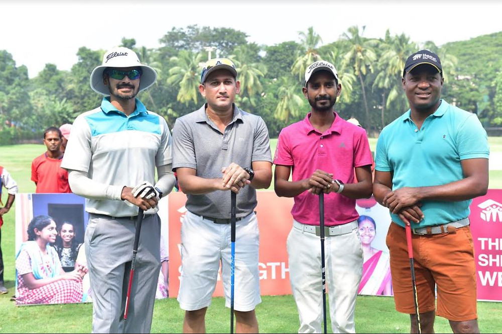Habitat for Humanity India Golf Tournament in January 2021