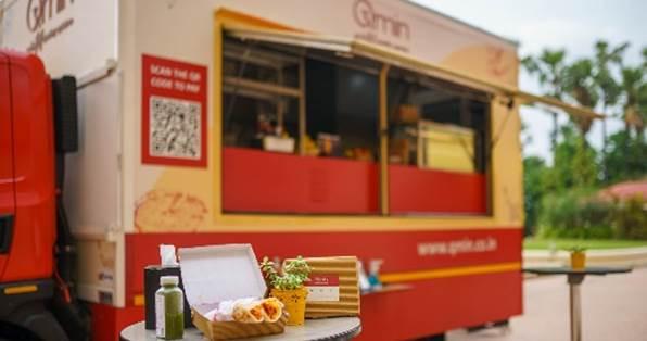 Qmin Food Truck Rolls Out In Mumbai