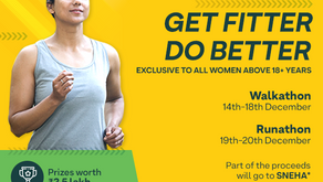 OZiva launches its inaugural fitness event - OZiva Women's Run