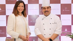 A 'RENDEZVOUS' WITH INNERGISE AT THE TAJ MAHAL PALACE, MUMBAI