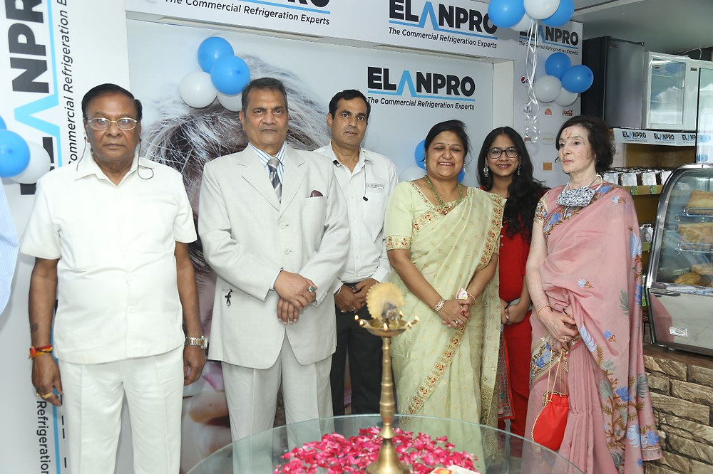 Commercial refrigeration company, Elanpro launches Experience Center in Indore