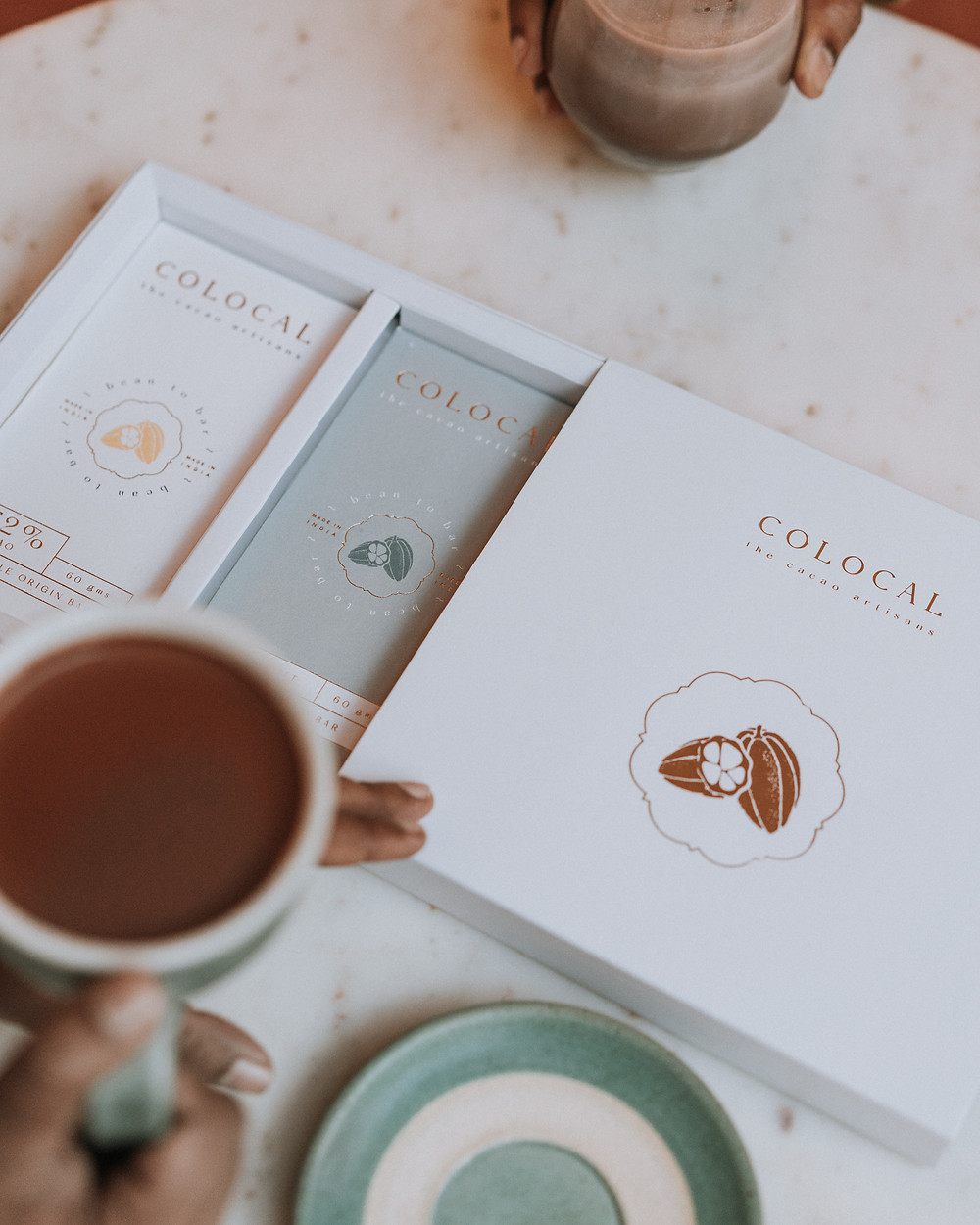 Artisanal Chocolates and Coffee for Festive Gifting