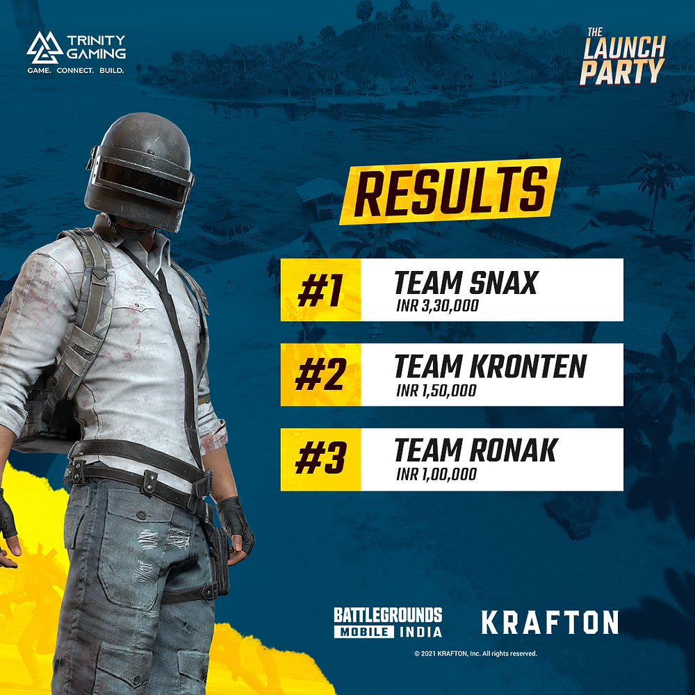 Battlegrounds Mobile India launch party gets record-breaking views, shows its potential to become the best 'India Ka Game'
