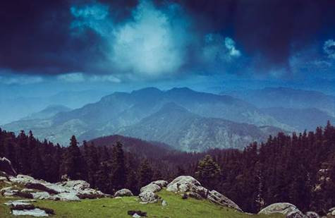 Heightened experiences with IHCL's mountain getaways