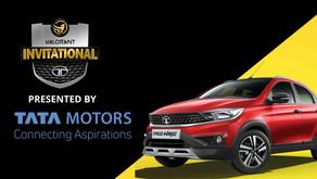 Yuvin Esports ropes in Tata Motors, the auto major as Title Sponsor of Yuvin Valorant Invitational