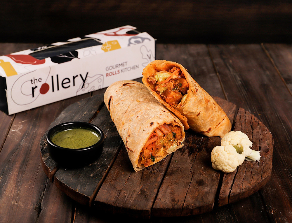 Gourmet Goodness which is New and Nostalgic - The Rollery by Licorne Hospitality is all that & more