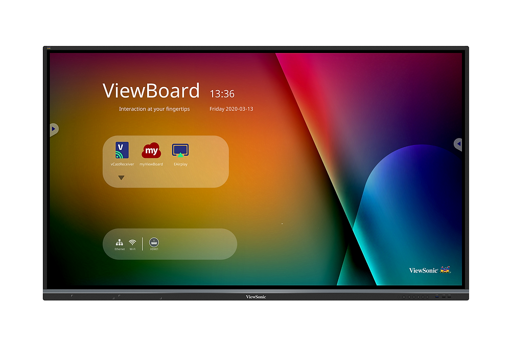 Enhancing Hybrid Learning, ViewSonic upgrades its ViewBoard® 50 series with the launch of ViewBoard® 50-3