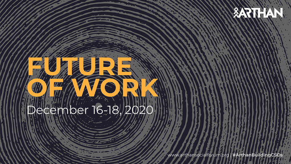 The Future of Work Arthan