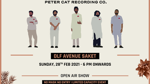 Paytm Insider partners with WMS and DLF to host Peter Cat Recording Co. LIVE at DLF Avenue