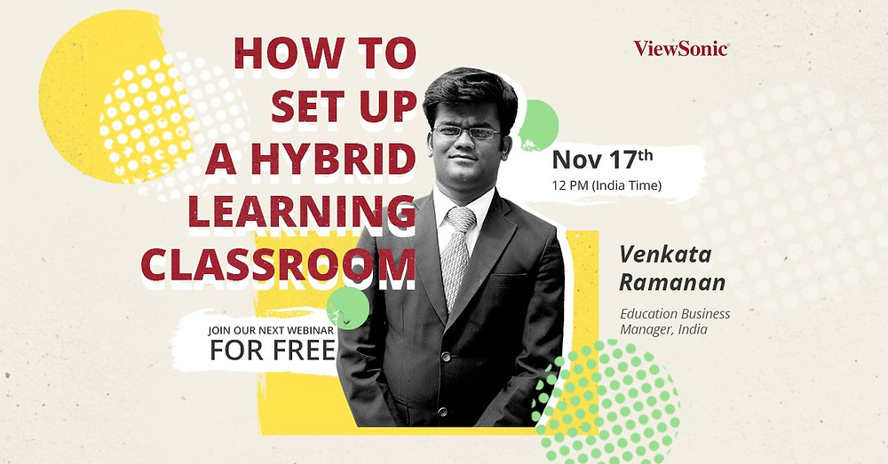 Viewsonic Hybrid Learning