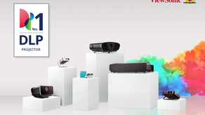 ViewSonic Secures No. 1 Market Spot in the Global DLP Projector Market