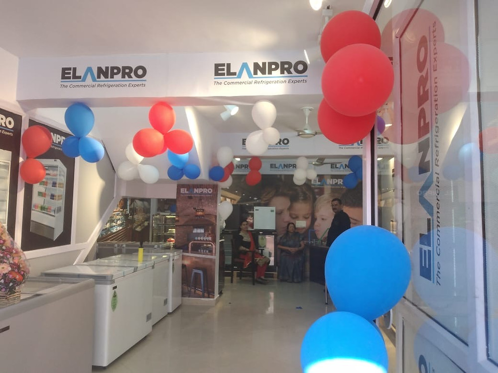 Commercial refrigeration company, Elanpro launches Experience Center in Lucknow