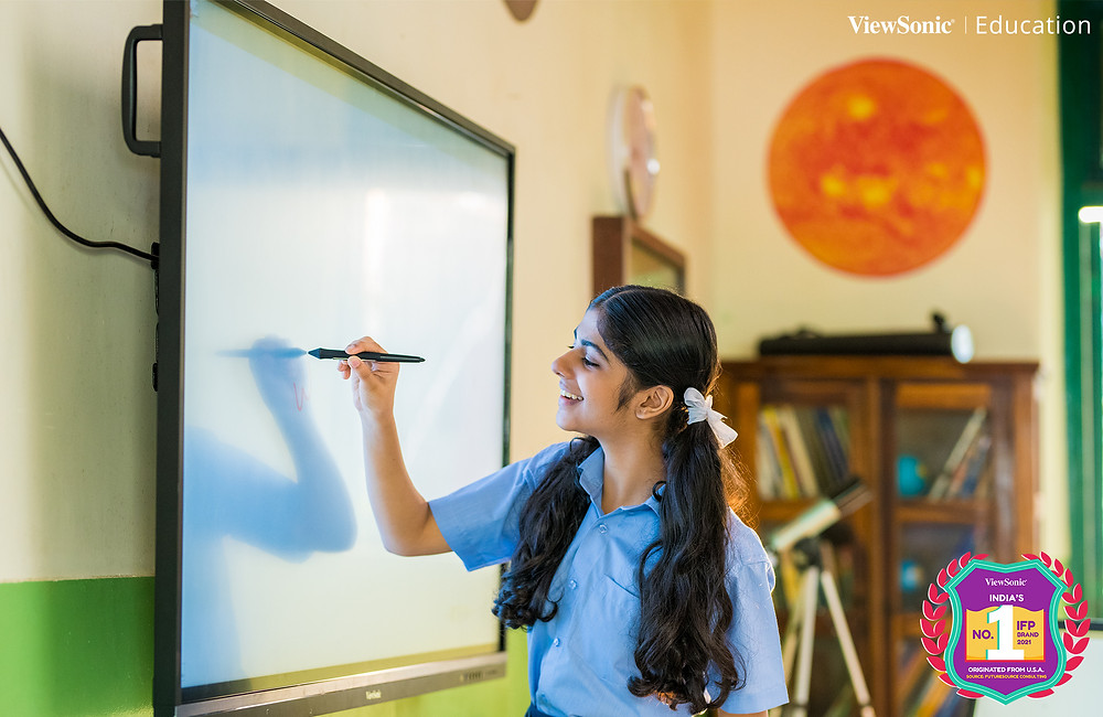 ViewSonic India becomes No. 1 IFP Brand and Overall e-Learning Solu