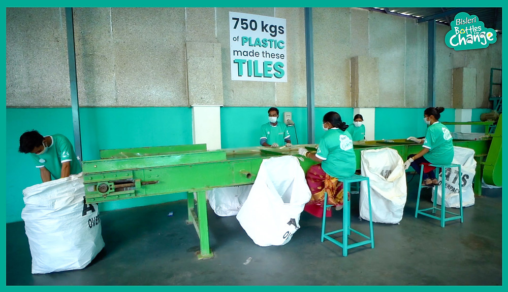Bisleri launches India's first clean plastic segregation and collection center to fight plastic pollution