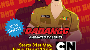 Cartoon Network sets airdate for its latest Bollywood-inspired show, 'Dabangg – The Animated Series'
