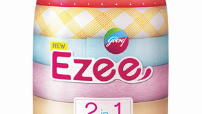 Godrej Consumer Products expands its detergent portfolio with Godrej Ezee 2-in-1 for regular clothes