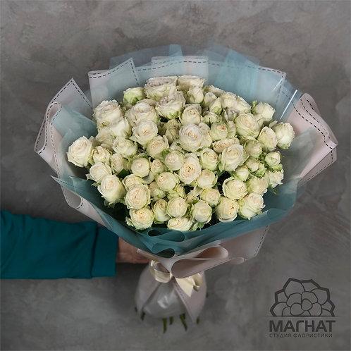 "19 роз ""Мисс Бомбастик"""