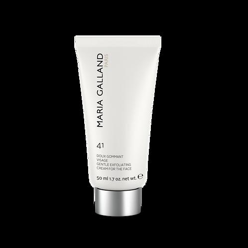 Maria Galland 41 Gentle Exfoliating Cream for the face