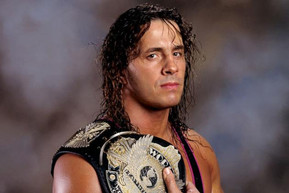 Warriors, draw upon your power for Bret Hart