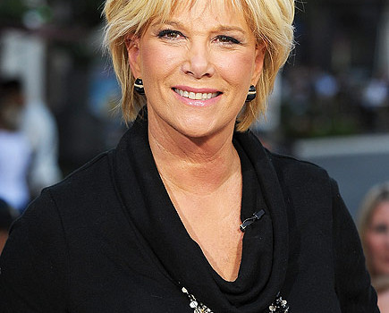 Joan Lunden to receive 2016 Warrior Award at 2016 WWE Hall of Fame Induction Ceremony.