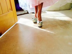 Walking in Warrior's shoes...