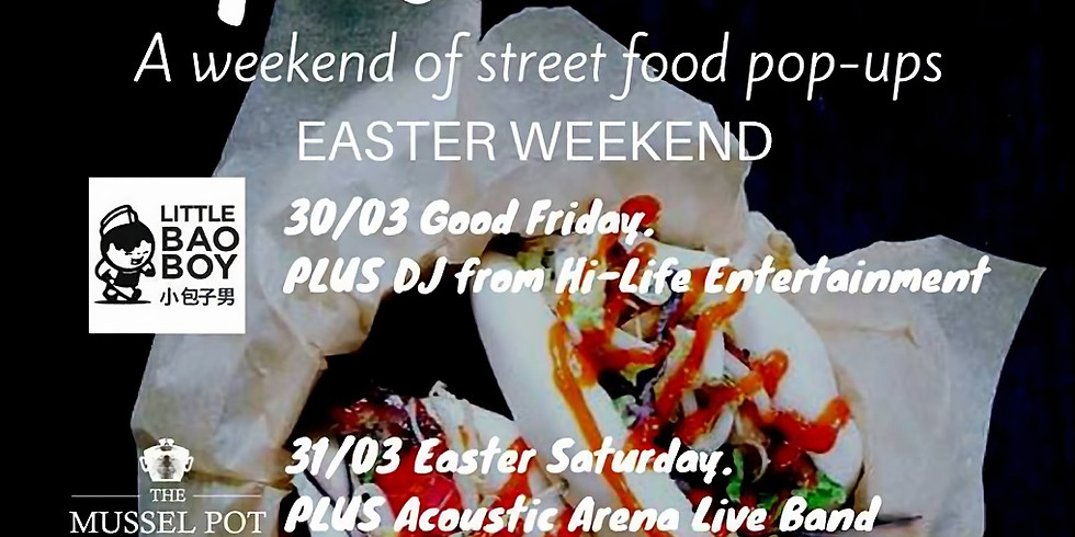 Street F-Easter