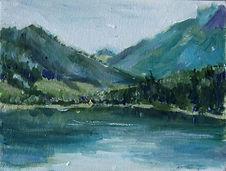 8 Озеро Лунцерзе (Нижняя Австрия), 2015,
