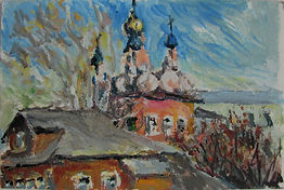 56 За крышей старого дома (Талдом), 2014