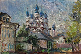 12 Муром, Троицкий монастырь, 2008, карт
