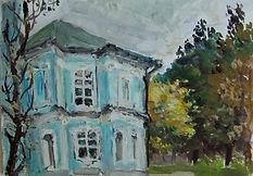 59 Дом Трубецких (Покровка), 2013, карто